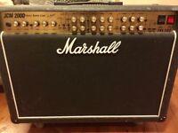 Marshall TSL 122 - 3 channel, 100W Valve Amp