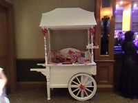 Premium Candy Cart FOR SALE