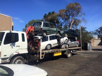 Wanted: Cash paid for scrap cars