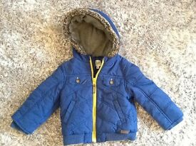 Boys coats and jackets bundle - Ted Baker, Next & M&S
