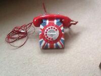 Next Union Jack house phone