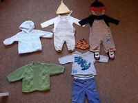 Some Outfits for 3-6 months