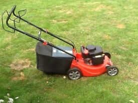 Lawn Mower Self Propelled Sovereign
