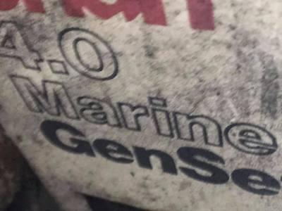 Onan 4.0  4 Kw Marine Gas Generator 60 Hz
