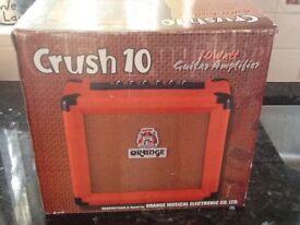 Orange Guitar Amplifier - Spares or Repair