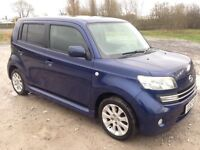 daihatsu materia 1.5 2007/57 plate with 126k full service history and 9 months mot..