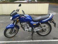 Branson 125cc (Blue 2008 model)