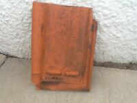 """A JOB LOT OF 150 ROOFING TILES SIZE 11 1/2 """" IN LENGTH , 8 1/2"""" WIDTH & 1"""" THICKNESS"""