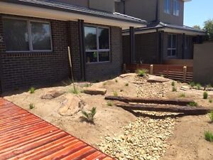 Zammit Landscaping and Construction. Hoppers Crossing Wyndham Area Preview