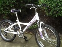 Giant taffy 125 girls mountain bike