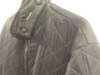 Barbour long padded coat size xxL.