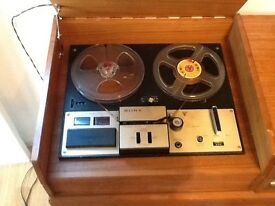 Sony Reel to Reel Tape Deck 1960/70's