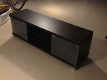 TV Unit - Choc Brown Green Valley Liverpool Area Preview