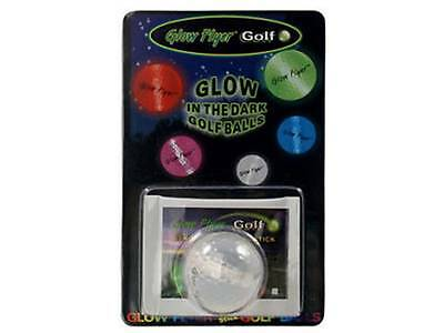 - NEW 1PCS GLOW FLYER GOLF BALL - LIGHTED GOLF BALL FOR NIGHT GOLF