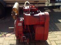 Lister Petter Diesel 2 Cylinder 29Hp Engine