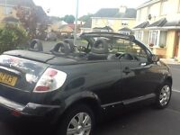 beautiful convertible car , lady owner , low miles, excellent condition , car passed mot