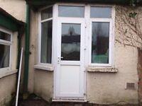 Second hand upvc Window