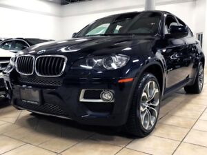2014 BMW X6 xDrive35i M-Sport | Red Lthr | Loaded!