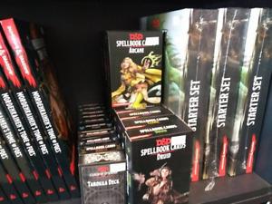 Soirées Donjons & Dragons DnD - Livres - Accessoires