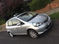 Honda Jazz 2005 AUTOMATIC ,60988 Miles With part of S/History,9 Months Mot