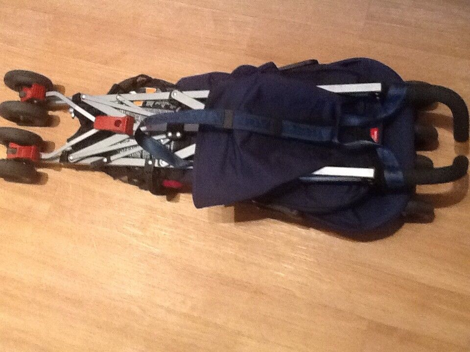 McLaren Pushchair Lightweight