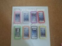 5 silicon skin covers for Ipod 5 touch