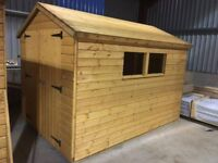 SALE: 10ft x 7ft Garden Shed