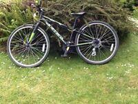 Carrera abyss 26 code 651871 boys bike