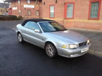 Volvo C70 GT, Full Service History, 4 New Tyres, Heated Leather Interior, 10 Months MOT