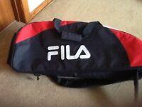 Tennis bag. FIla