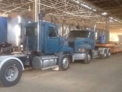 Mack prime mover Naval Base Kwinana Area Preview