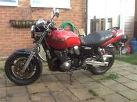 SUZUKI GSX750 X 1999 11588 MILES TWO OWNERS