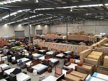 Furniture Warehouse OPEN TO PUBLIC 28th & 29th Nov Only Aspley Brisbane North East Preview