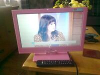 """alba 16"""" led widescreen tv with freeview"""