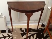 Lovely stylish hall table