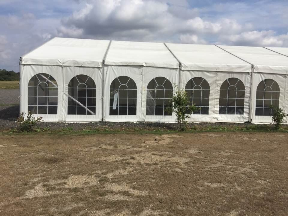Marquee for sale.