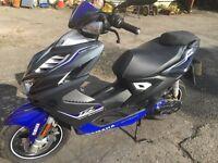 2014 yamaha aerox R 50cc liquid cooled may px big wheel 85 moto x
