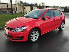 2013 VW GOLF 1.6 TDI BLUEMOTION TECH SE