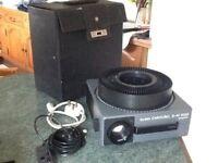 Kodak Carousel S-AV 2020 Slide projector