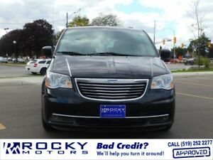 2012 Chrysler Town & Country Touring - BAD CREDIT APPROVALS
