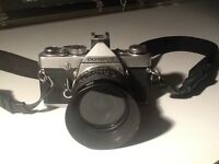 OLYMPUS OM-1 collectible, professional camera for sale £100 (not a digital camera it's a manual)