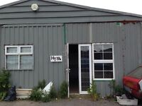 Offices and Yards To Let