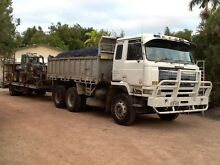 $88 000 (Gst inclusive)  TRUCK, BOBCAT WITH ATTACHMENTS & TRAILER North Ward Townsville City Preview
