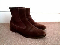 Original Ankle Boot TOD'S for woman, size 7, Euro 40