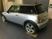 MINI COOPER 1.6 PETROL FOR SALE LOW MILEAGE