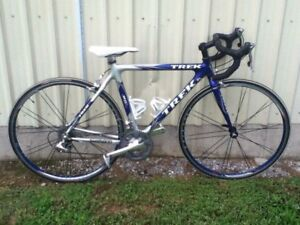54cm Fully Carbon Fiber Trek Road bike