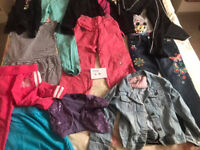 Girls clothes bundle Age 7 to 8 years
