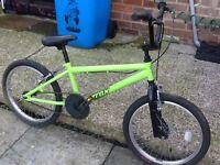 Boys or girls trax BMX age 7/11 £25