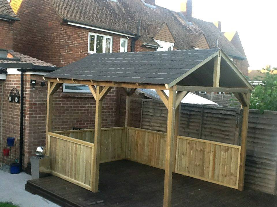 Marquee gazebos awnings for sale gumtree autos post for Hot tub shelters