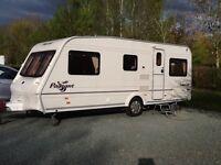 BAILEY PAGEANT VENDEE Touring Caravan